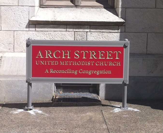 Arch Street work sample
