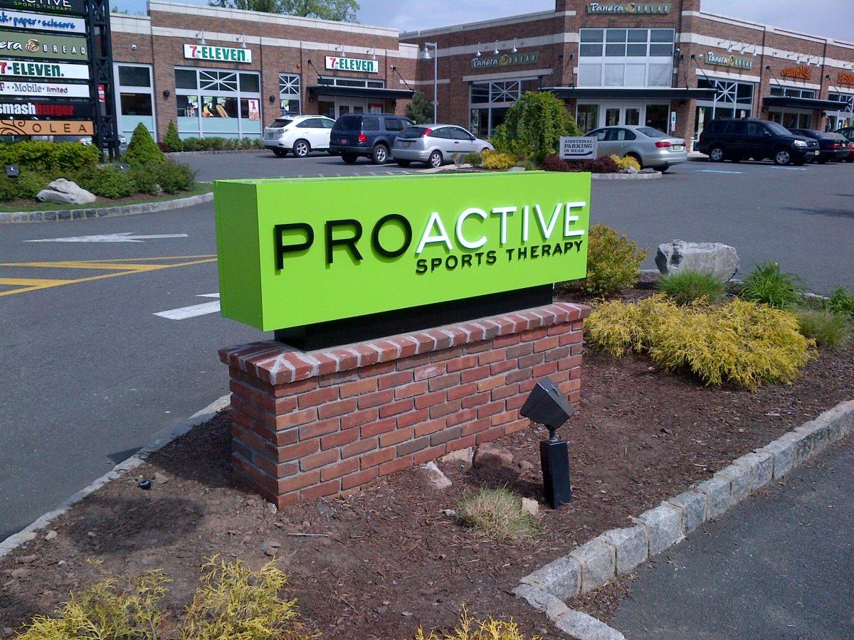 ProActive Montclair-Sign box